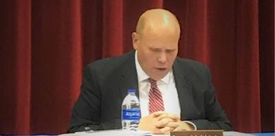 Sussex BOS adopts local DSS board changes