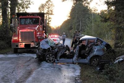 Sussex Resident killed in head on-collision
