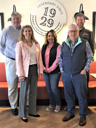 New Sussex Chamber board and looks toward community growth opportunities