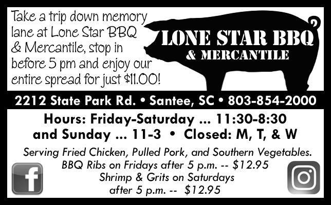 Lonestar BBQ/FA