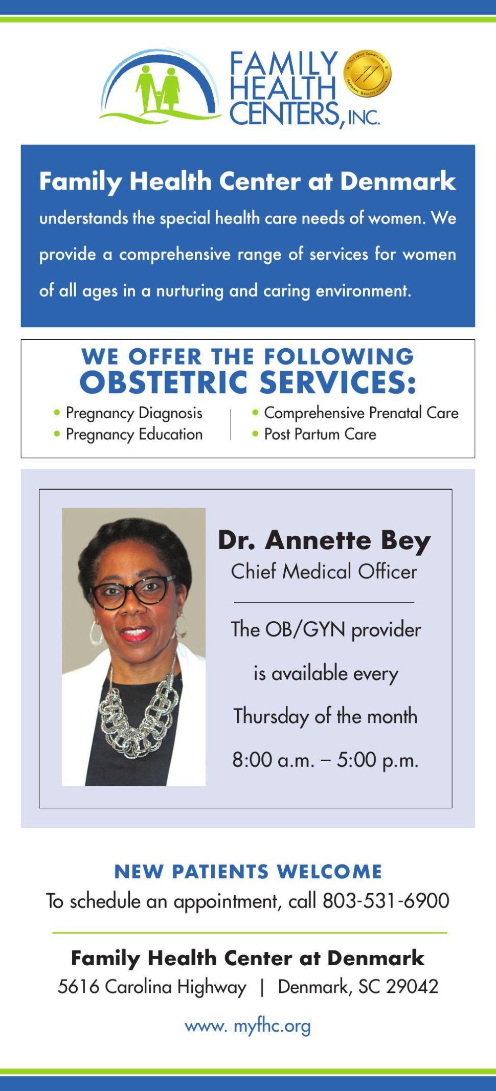 Family Health Centers/FA