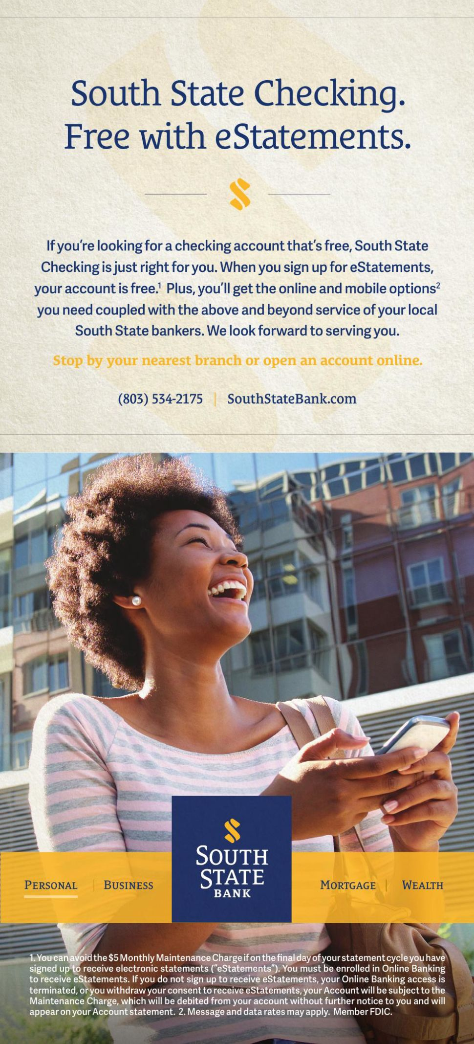 South State Bank/FA