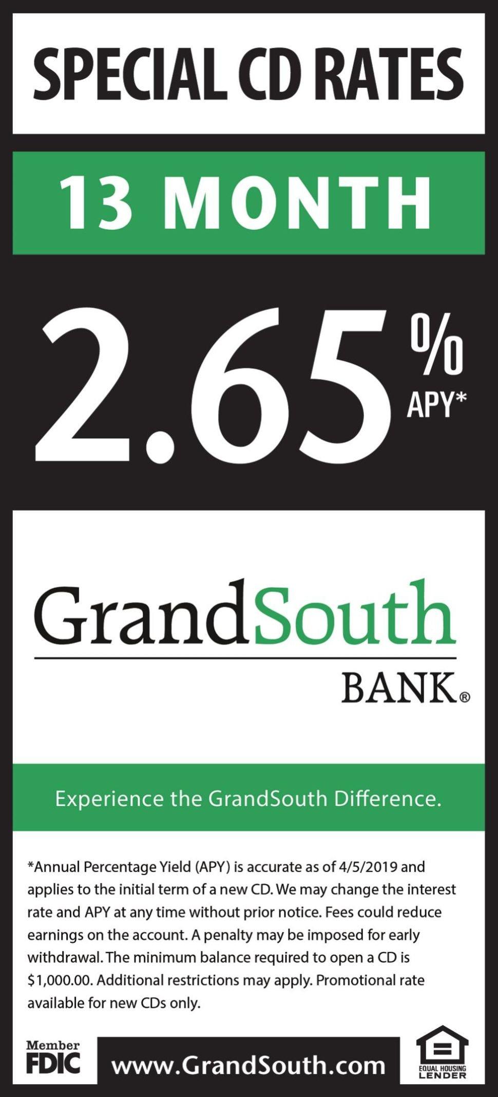 Grand South Bank/FA