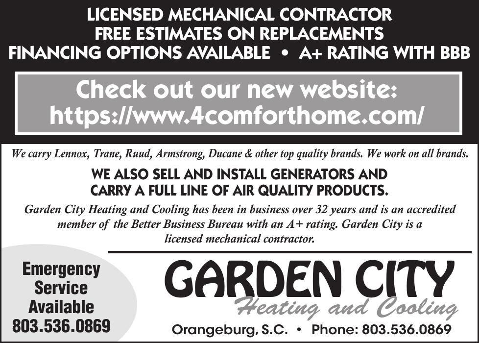 Garden City H&C/FA