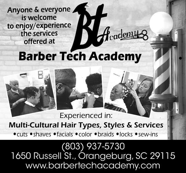 Barber Tech/FA
