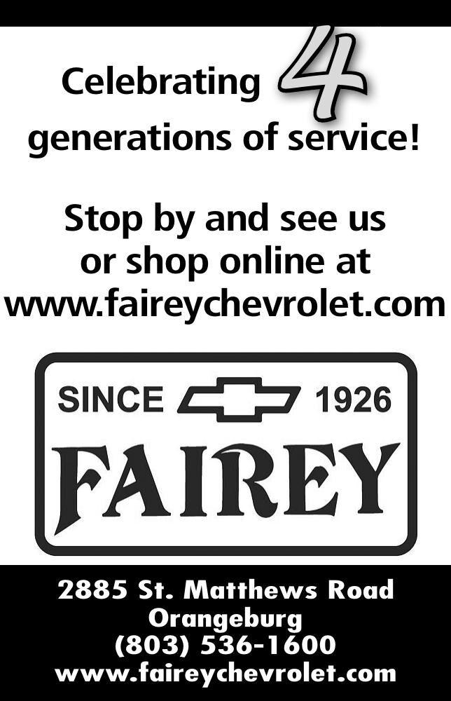 Fairey Chevrolet/FA