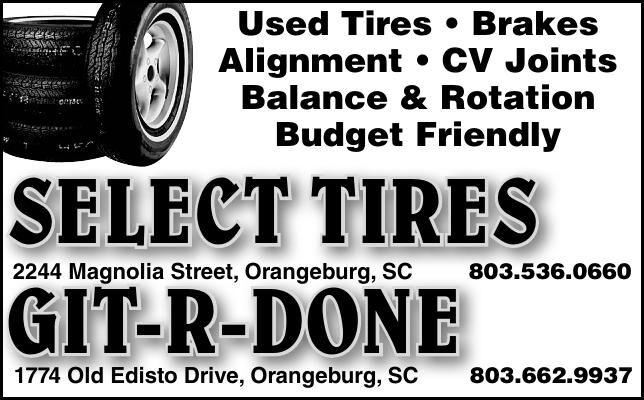 Select Tires/FA