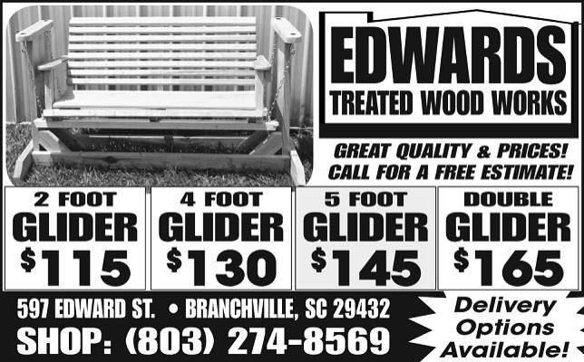 Edwards Treated Woodworks/FA