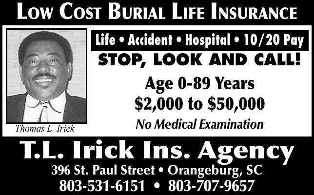 T.L. Irick Insurance Agency/FA