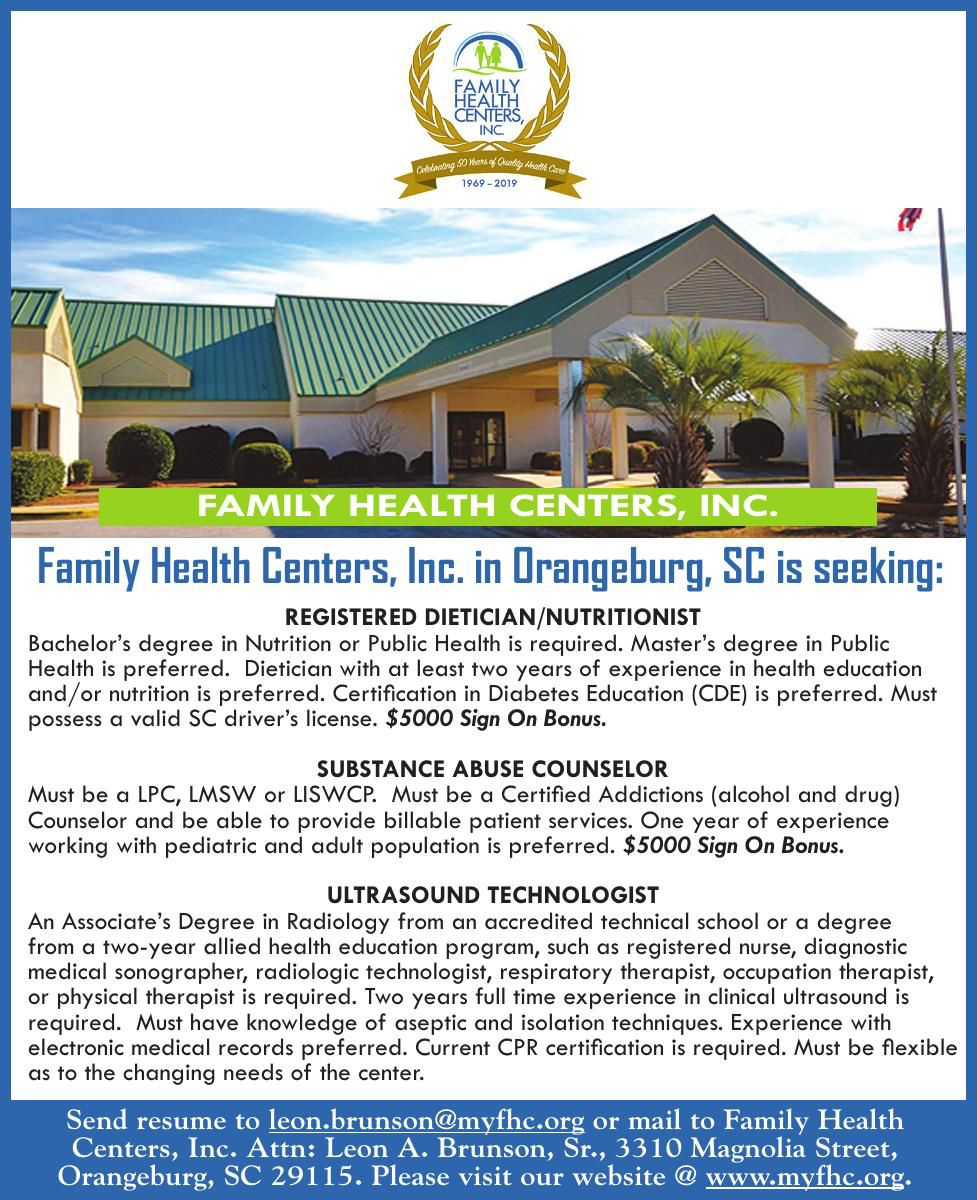 Family Health Center/FA