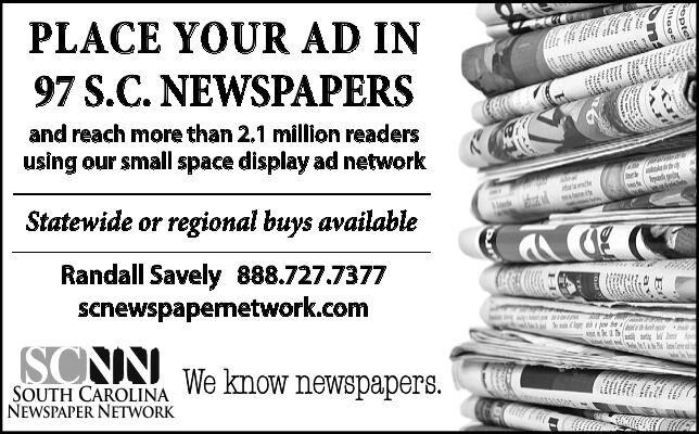 SC Press Place Your Ad/FA