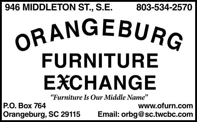 Orangeburg Furn. Exchange/FA