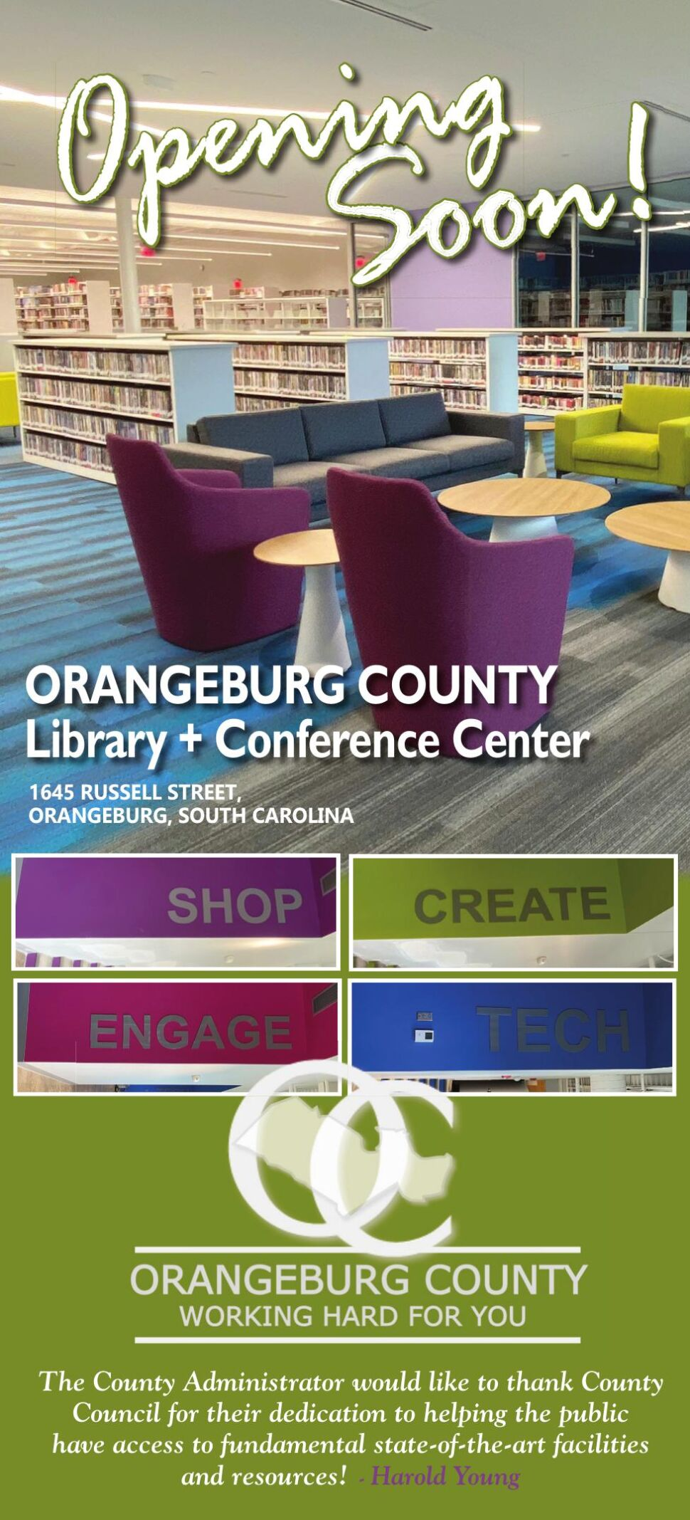 Orangeburg County/FA