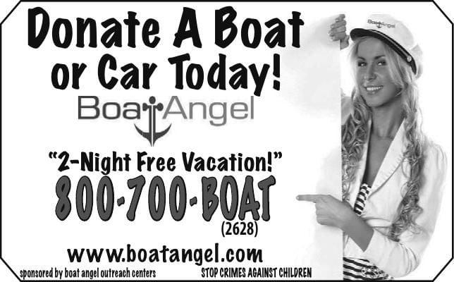 SC Press Donate a Boat/FA