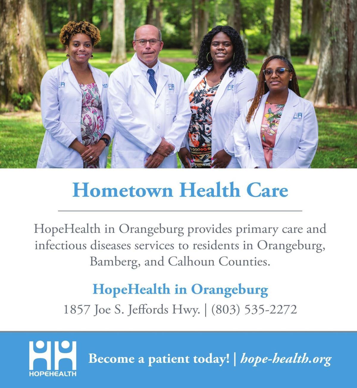Hope Health of Florence/FA