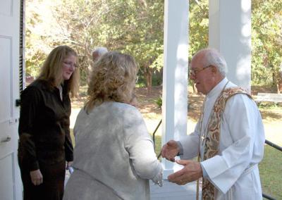 The Very Rev. John Scott
