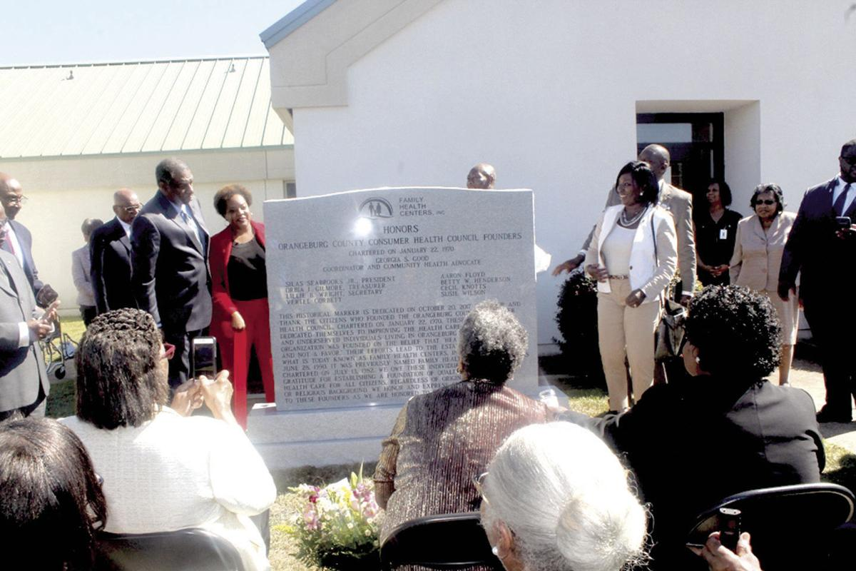 FHC marker unveiled