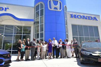 Superior Honda Ribbon Cutting
