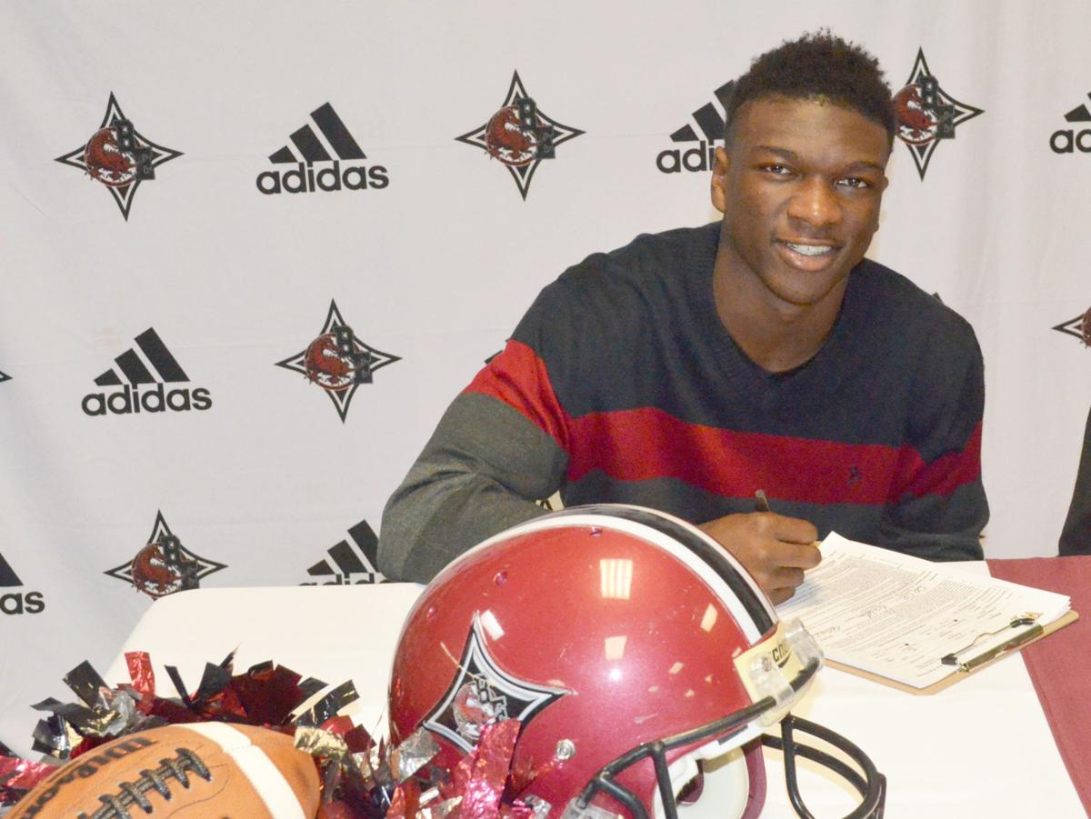 Red Raider A.J. Williams signs with Wake Forest
