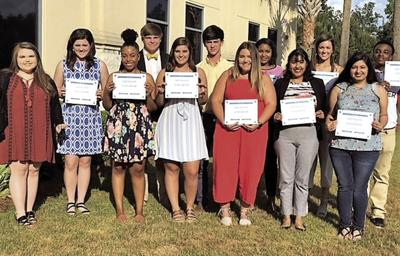 15 students earn JSL scholarships