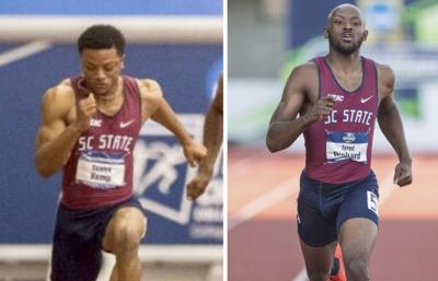 S.C. track All-Americans