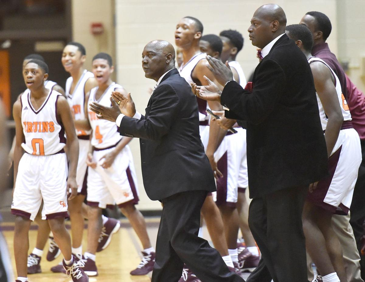 Coach Thomas at O-W in playoff game