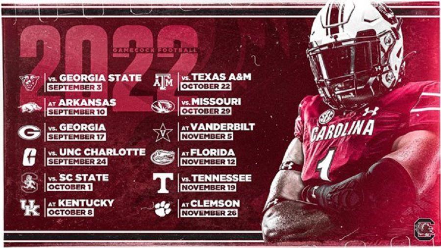 2022 USC football schedule