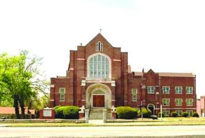 LIBRARY Trinity UMC