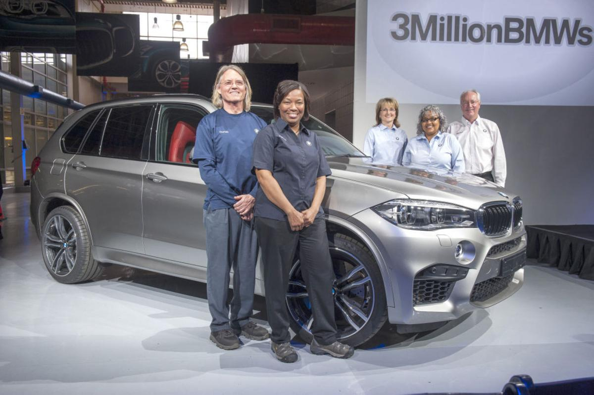 BMW 3 millionth vehicle
