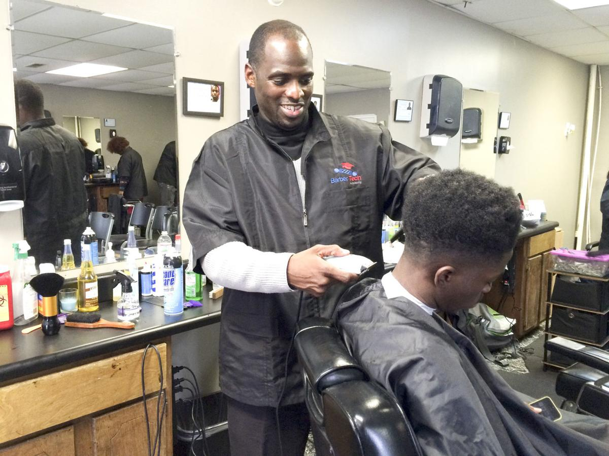 Barber Tech Academy