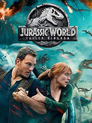Jurassic World: Fallen Kingdom, publicity photo