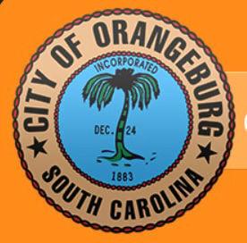 City of Orangeburg logo LIBRARY for PRINT