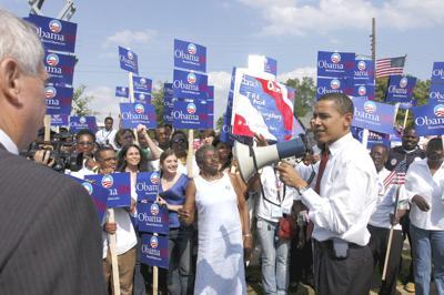 Debate 2007 Obama