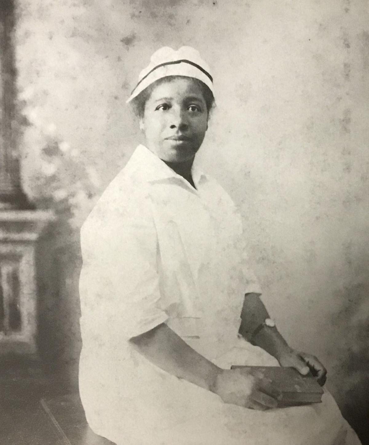 Florella Fordham, R.N.