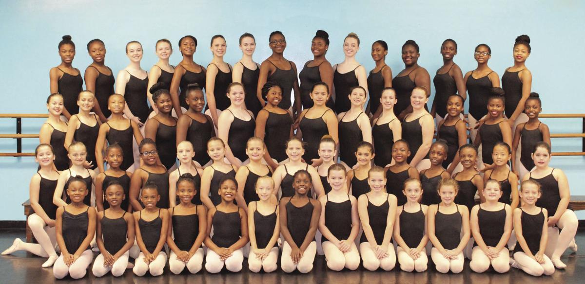 Orangeburg Civic Ballet names season dancers