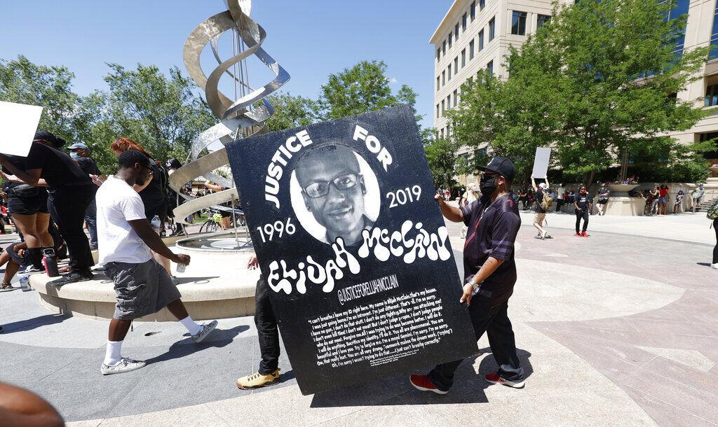 Racial Injustice Elijah McClain
