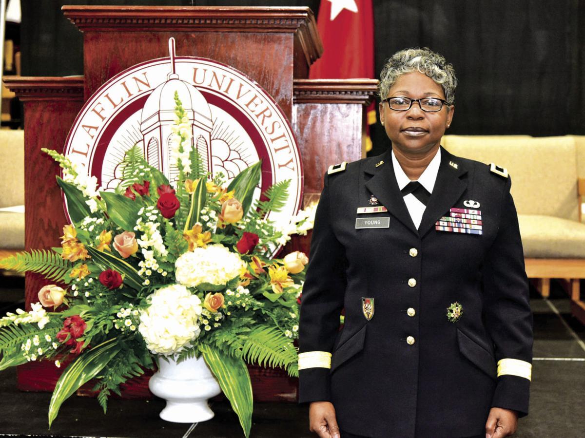 U.S. Army Brig Gen Twanda E. Young