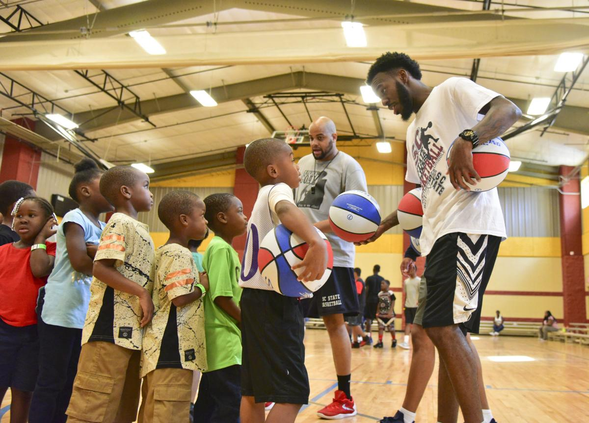 Garvin Back to School Basketball Bash