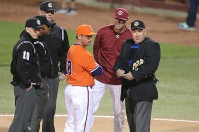 Clemson Baseball Schedule 2020 Carolina, Clemson set neutral sites for baseball; games in
