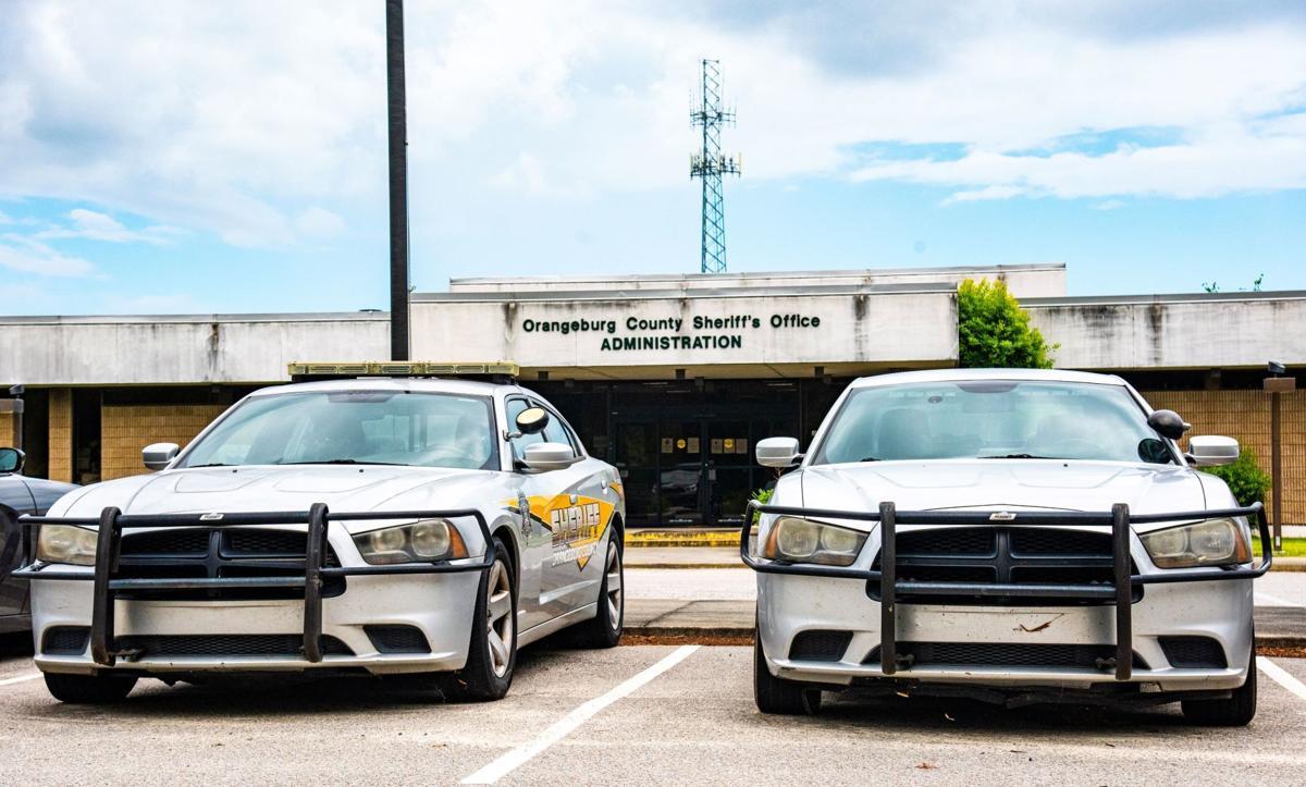 OCSO Patrol Cars