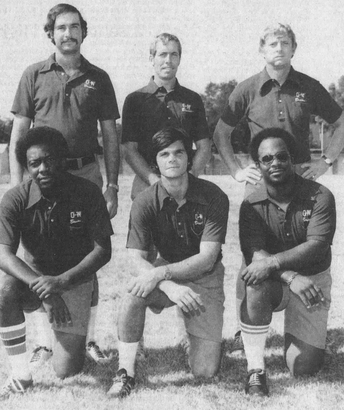 O-W coaches 1975