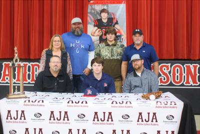 Creswell signs with Francis Marion baseball