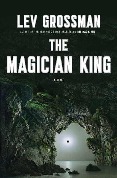 Book Review The Magician King