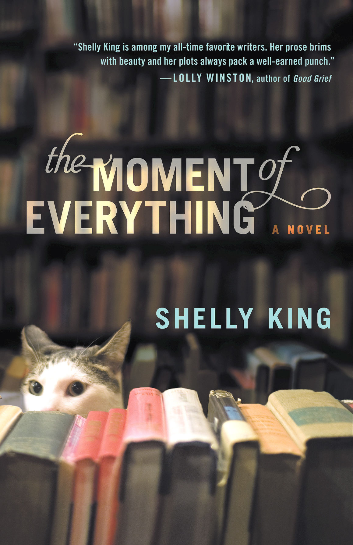 'The Moment of Everything'
