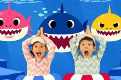 There's Now A 'Baby Shark' Valentine's Day Song