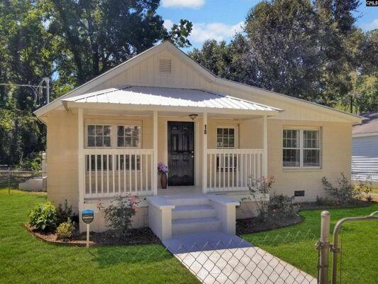 3 Bedroom Home in Orangeburg - $85,000