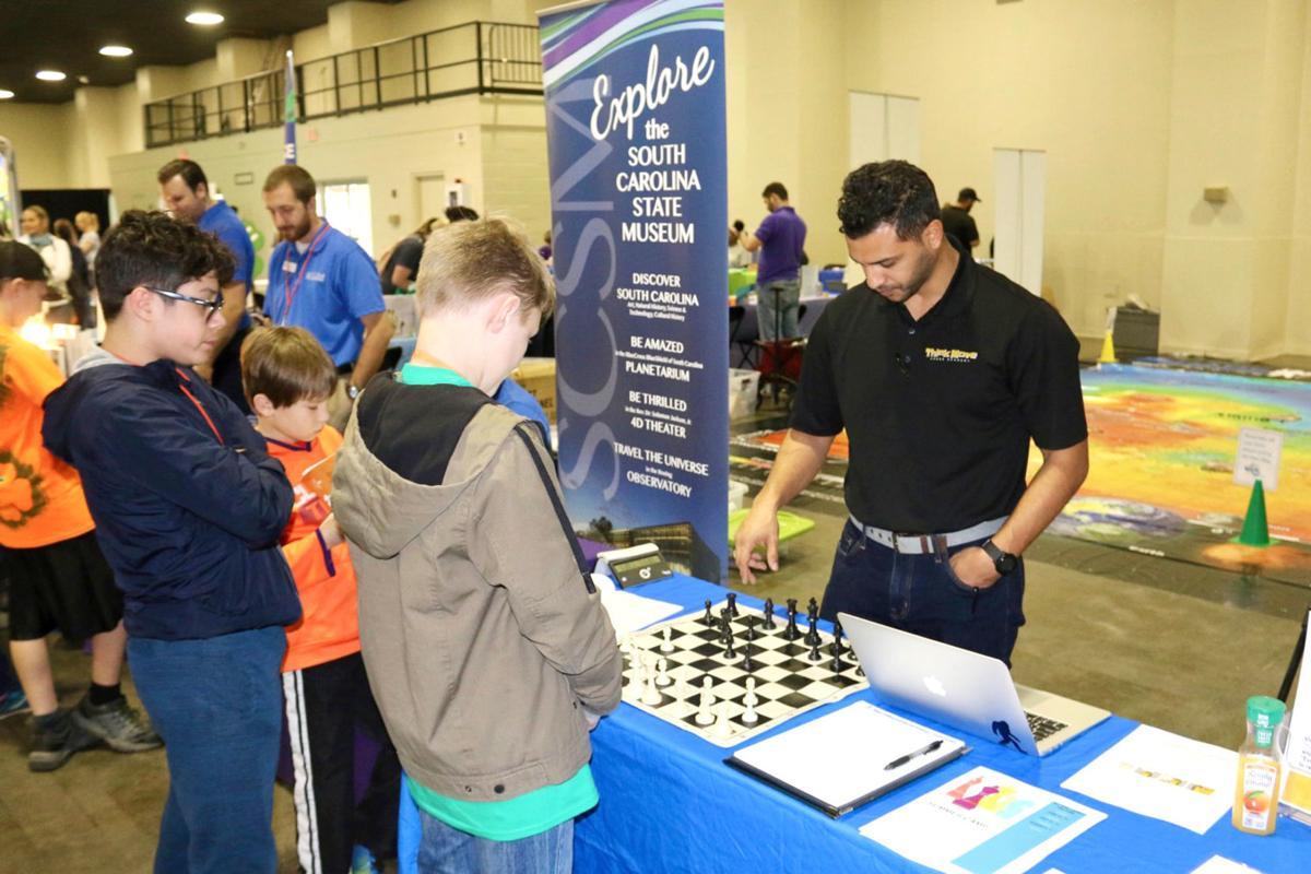 Clemson STEM Fair