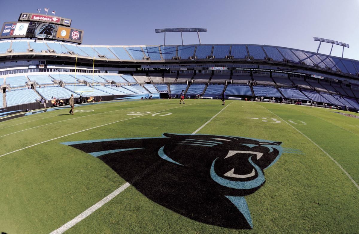 Panthers Sale Football