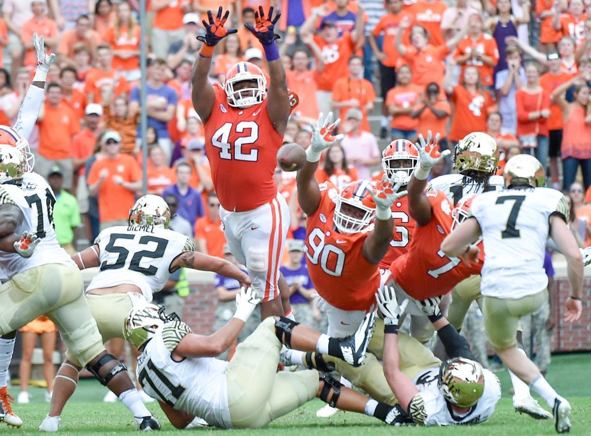 Clemson Football Orange Facing Big Obstacle Sports