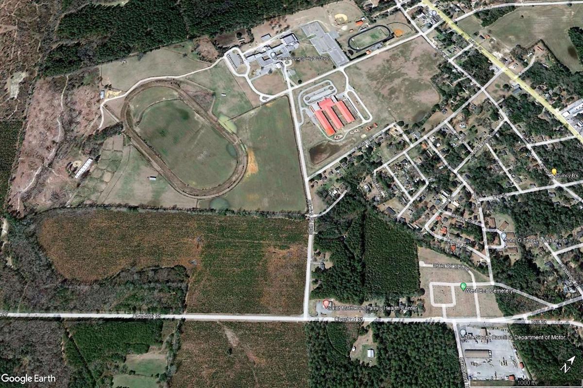 Calhoun County building recreational complex